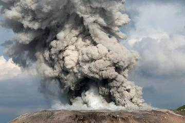 Participant Jay Ramji kindly sent us some of his great photos he took during the Volcanoes & Spices tour to northern Indonesia's active volcanoes in Nov 2019: Link: Jay's photo website (Photo: Jay Ramji)